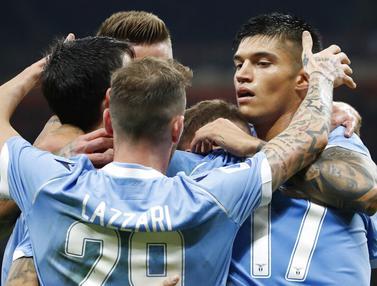 Lazio Permalukan AC Milan