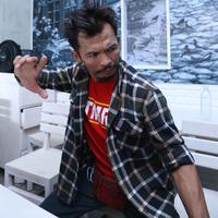 Karakter yang diperankan oleh Cecep Arif Rahman adalah Rafael, penjahat kelas kakap asal Indonesia yang mencari kekuatan dan menjadi musuh bebuyutan Cassie Weston sang pemeran utama itu sendiri. (Nurwahyunan/Bintang.com)