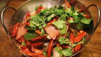Ilustrasi makanan pedas (dok. Pixabay.com/Baohm/Putu Elmira)
