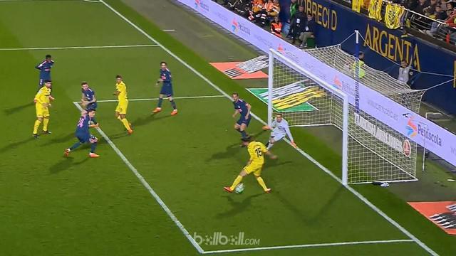 Atletico Madrid gagal meraih kemenangan saat bertamu ke markas Villarreal, mereka kalah 1-2. This video is presented by Ballball.