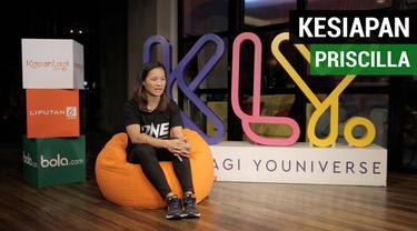 Berita video hang out KLY Lounge bareng petarung putri Indonesia di One Championship, Priscilla Hertati Lumban Gaol, soal kesiapannya menghadapi lawan dari India, Puja Tomar, pada Sabtu (19/1/2019).