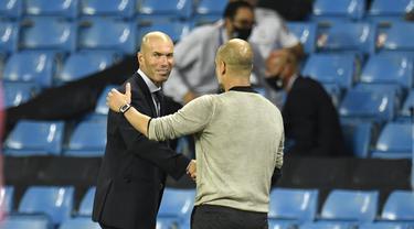 Zinedine Zidane - Real Madrid - Liga Champions