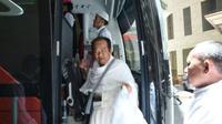 Kementerian Agama akan berikan sanksi bagi para pelanggar kontrak dalam melayani jemaah calon haji Indonesia. (MCH Indonesia)