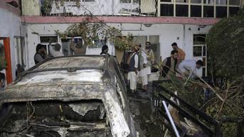 AS Siapkan Kompensasi untuk Korban Serangan Drone Salah Target di Kabul