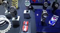Koleksi Fall-Winter 2019 jam tangan pria Maserati. (Liputan6.com/Putu Elmira)
