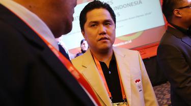 Erick Tohir, Ketua KOI terpilih