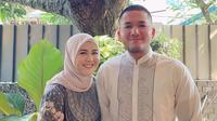 Prewedding Kesha Ratuliu dan Adhi Permana (Sumber: Instagram/kesharatuliu05)