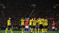 MU Vs Arsenal (AFP / Paul Elis)