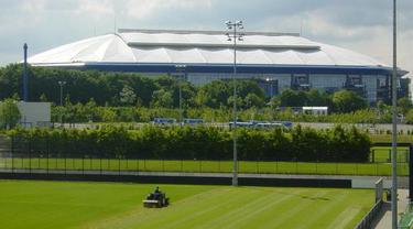 stadion arenausfschalke, Gelsenkirchen
