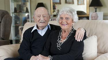 Ini Rahasia Langgeng Pernikahan 80 Tahun Ala Pasutri Asal Inggris