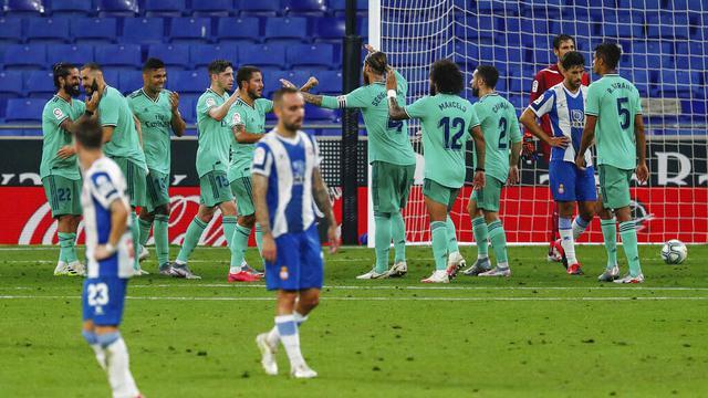 Real Madrid Taklukkan Espanyol