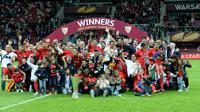 Sevilla FC won 2-3. AFP PHOTO / PIOTR HAWALEJ