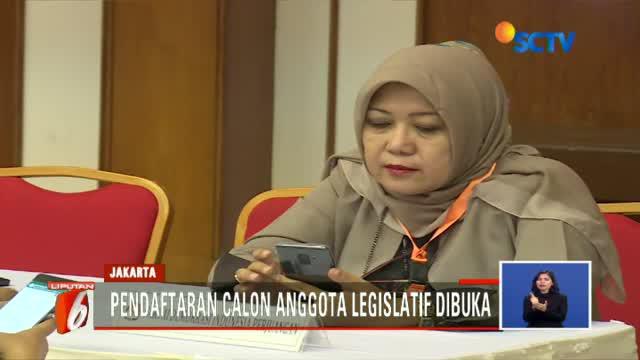 Mulai hari ini, Rabu 4 Juli 2018, Komisi Pemilihan Umum (KPU) membuka pendaftaran calon anggota legislatif untuk Pemilu 2019.