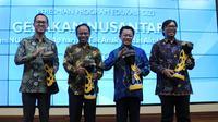 Perluasan jangkauan Gerakan NUSANTARA 2018 untuk Indonesia Timur.