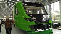 PT Industri Kereta Api (Persero) akan membangun pabrik kereta api di Banyuwangi, Jawa Timur. (Liputan6.com/Septian Deny)