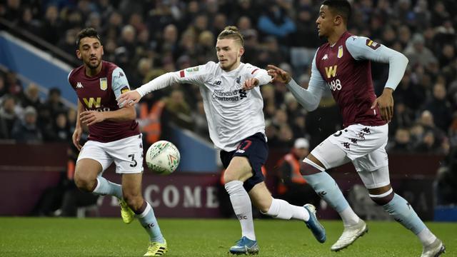 Mainkan Skuad Muda, Liverpool Dihajar Aston Villa 5-0