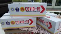 Tim Unair temukan obat COVID-19 (Foto: Dok Unair Surabaya)