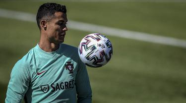 Intip Persiapan Timnas Portugal Menuju EURO 2020