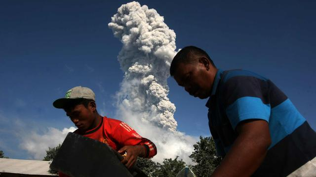 5 Fakta Mengerikan Usai Gunung Sinabung Meletus News Liputan6 Com