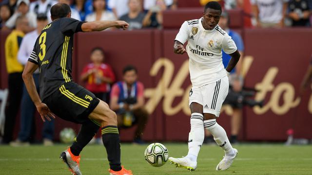Real Madrid Hajar Juventus 3-1 di ICC 2018