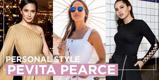 Personal Style Pevita Pearce