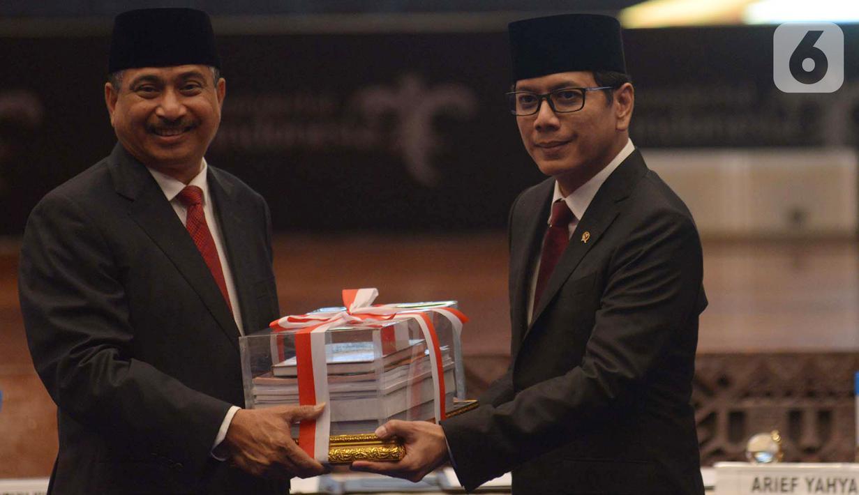 FOTO: Wishnutama Resmi Jadi Menteri Pariwisata Gantikan Arief