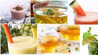 Seringkah anda merasa haus tetapi khawatir tidak bisa menikmati minuman-minuman menyegarkan?