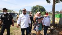Ketua DPD RI bersama sejumlah Senator dalam agenda kunjungan kerja di Kalimantan Timur. (Foto:Dok.DPD RI)