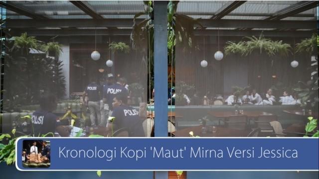 Setelah hampir 2 pekan bungkam soal kematian Wayan Mirna Salihin, Jessica Kumala Wongso akhirnya angkat suara dan Garuda siap pindah ke terminal 3 ultimate Bandara Soetta