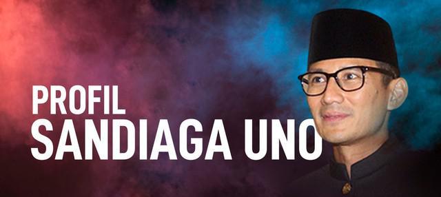 Prabowo Subianto kembali berlaga dalam ajang pemilihan Presiden. Kali ini ia menggandeng pengusaha sekaligus politisi Sandiaga Salahudin Uno.