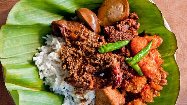5 Kelezatan Makanan Khas Indonesia