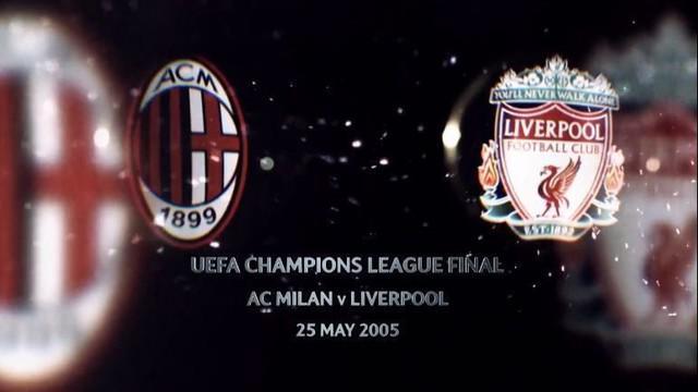 Berita Video Momen Dramatis Saat Liverpool Kalahkan AC Milan di Final Liga Champions 2004/2005