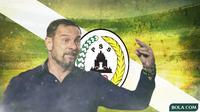 PSS Sleman - Dejan Antonic (Bola.com/Adreanus Titus)