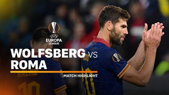Berita video highlights Grup J Liga Europa 2019-2020 antara Wolfsberger AC melawan AS Roma yang berakhir dengan skor 1-1, Kamis (3/10/2019).