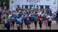 Ajang lari Run for River 2018
