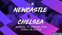 Premier League - Newcastle United Vs Chelsea (Bola.com/Adreanus Titus)