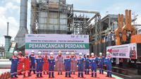 PT Pertamina (Persero) memulai pembangunan RDMP RU VI - Balongan Phase-1 (dok: Pertamina)