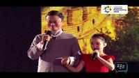 Jack Ma di penutupan Asian Games 2018. (Foto: Vidio.com)