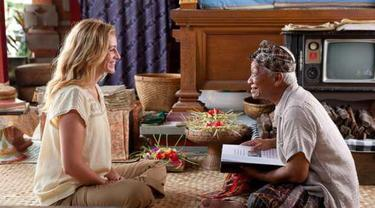[Bintang] Eat, Pray, Love