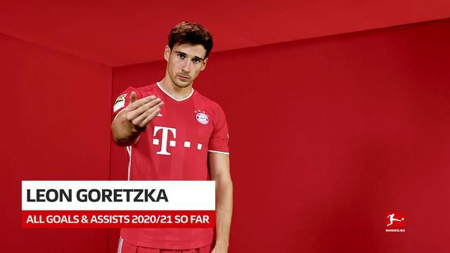 Berita Video Deretan Gol dan Assist Berkelas dari Leon Goretzka di Bundesliga Musim Ini