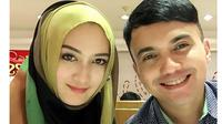 Sahrul Gunawan dan Indriani Hadi [Instagram]