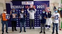 Institut Teknologi Bandung Gelar Pemilihan Ketua Umum IA-ITB. Dok: ITB