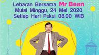 Lebaran bersama Mr Bean tayangan spesial Lebaran di SCTV 2020