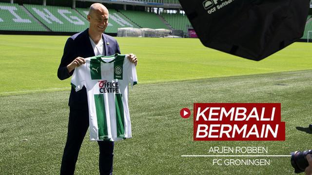 Berita Video 5 pemain yang kembali bermain setelah pensiun, termasuk Arjen Robben