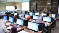 Dinas Kominfo Kota Tangerang, melalui Bidang Diseminasi Informasi dan Komunikasi Publik, terus berupaya menghadirkan solusi dan inovasi disetiap kegiatannya.