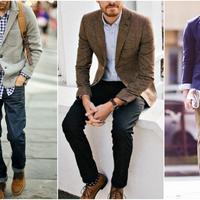 Walaupun gaya kamu formal, kesan santai nggak akan hilang dalam gayamu.