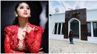 Potret Musala Dewi Perrsik yang Dibangun Untuk Mendiang Ayah (sumber:Instagram/dewiperssikreal)