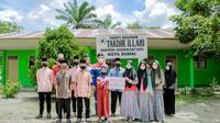 Puluhan Ribu Yatim Dhuafa Terima Santunan Pertamina.