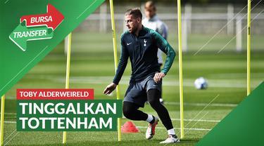 Berita Video, Toby Alderweireld Resmi Tinggalkan Tottenham Hotspur dan Bergabung dengan Al-Duhail SC