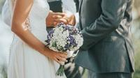 Ilustrasi pengantin. (iStockphoto)